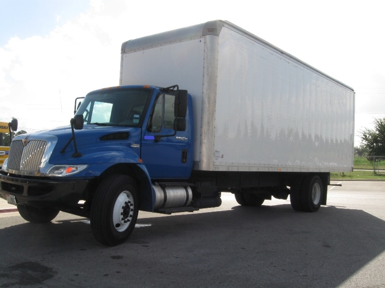 Medium Duty Box Truck-Light and Medium Duty Trucks-International-2012-4300-WACO-TX-91,091 miles-$31,750