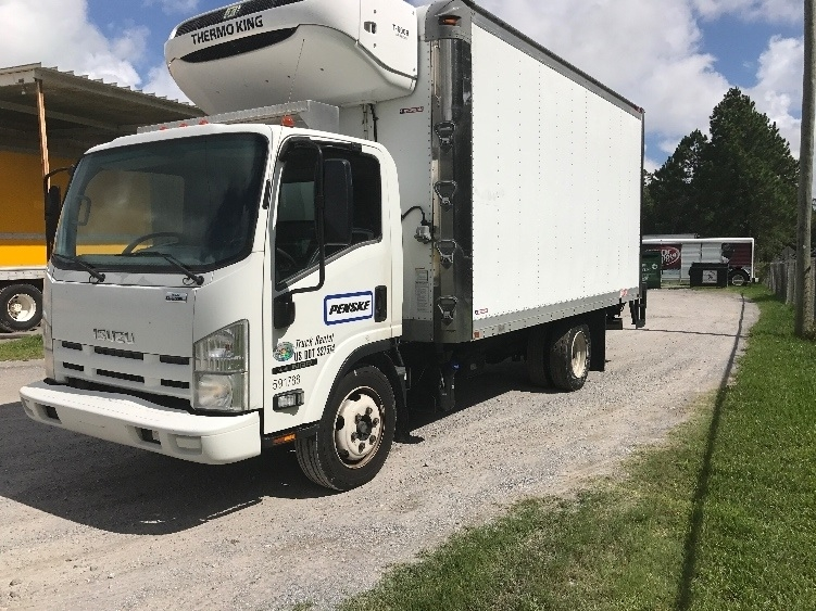 Reefer Truck-Light and Medium Duty Trucks-Isuzu-2012-NRR-DOTHAN-AL-196,495 miles-$30,000
