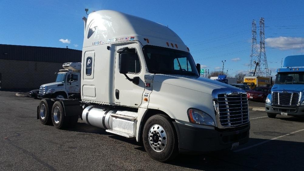 Sleeper Tractor-Heavy Duty Tractors-Freightliner-2012-Cascadia 12564ST-NORTH BERGEN-NJ-411,688 miles-$46,750