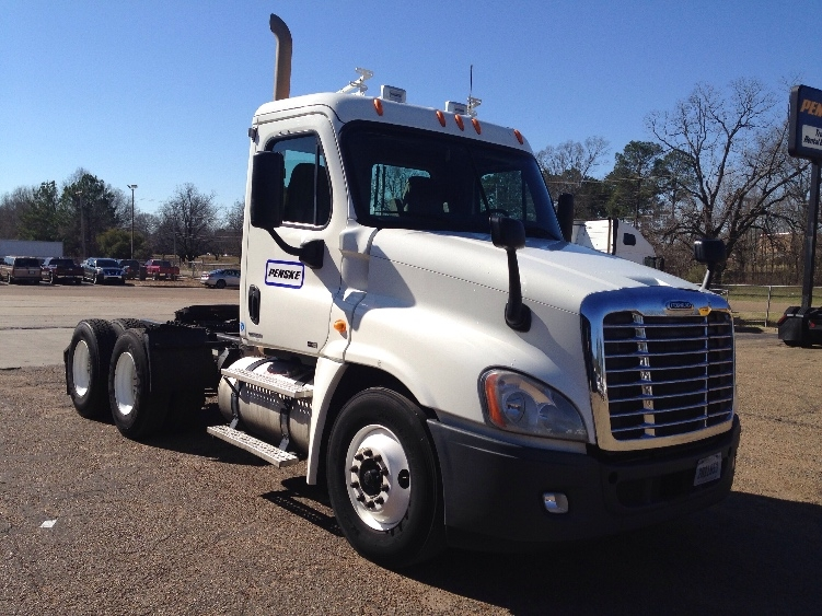 Day Cab Tractor-Heavy Duty Tractors-Freightliner-2011-Cascadia 12564ST-JACKSON-MS-391,930 miles-$33,250