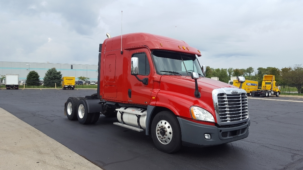 Sleeper Tractor-Heavy Duty Tractors-Freightliner-2011-Cascadia 12564ST-SOUTH BEND-IN-554,601 miles-$33,750