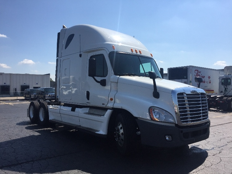 Sleeper Tractor-Heavy Duty Tractors-Freightliner-2011-Cascadia 12564ST-EARTH CITY-MO-619,227 miles-$32,000