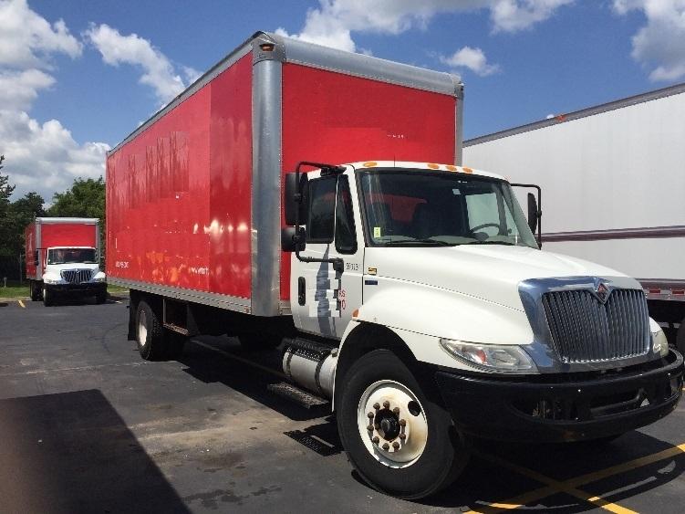 Medium Duty Box Truck-Light and Medium Duty Trucks-International-2011-4300-KANSAS CITY-MO-142,419 miles-$22,750