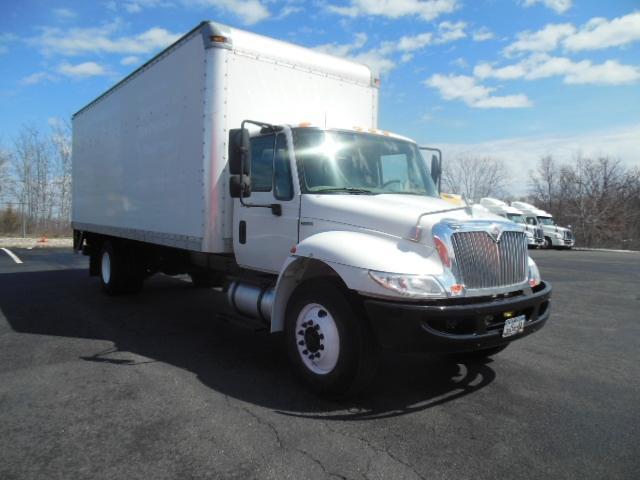 Medium Duty Box Truck-Light and Medium Duty Trucks-International-2011-4300-MONTGOMERY-NY-176,336 miles-$23,250