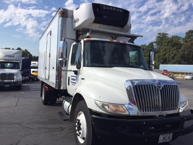 Reefer Truck-Light and Medium Duty Trucks-International-2011-4300-FOREST PARK-GA-135,599 miles-$34,500
