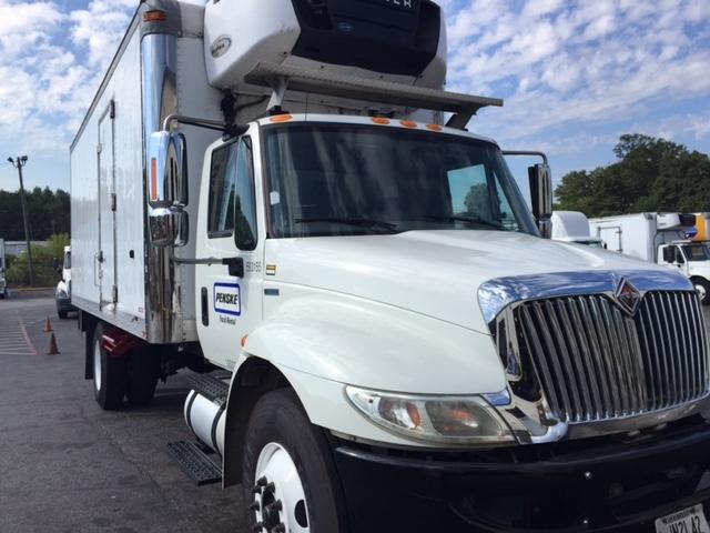 Reefer Truck-Light and Medium Duty Trucks-International-2011-4300-FOREST PARK-GA-169,974 miles-$32,000