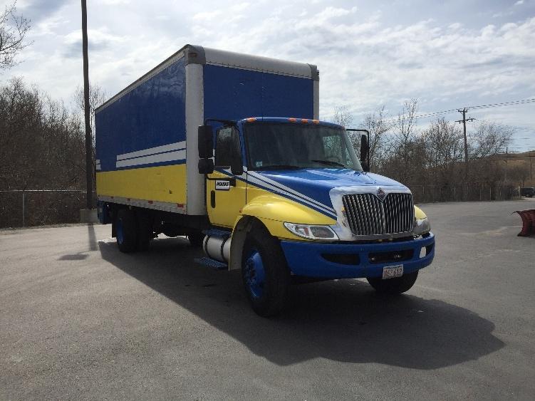 Medium Duty Box Truck-Light and Medium Duty Trucks-International-2011-4300-NEW BEDFORD-MA-241,439 miles-$19,500