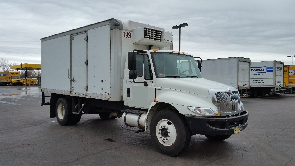 Reefer Truck-Light and Medium Duty Trucks-International-2011-4300-PARSIPPANY-NJ-167,016 miles-$26,250