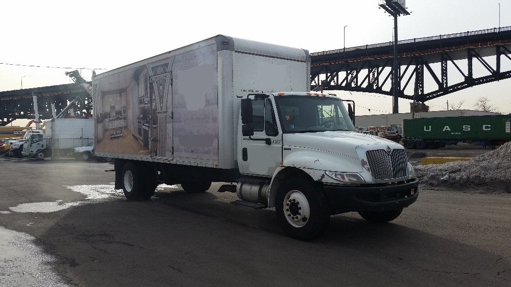 Medium Duty Box Truck-Light and Medium Duty Trucks-International-2011-4300-SOUTH KEARNY-NJ-220,937 miles-$17,500
