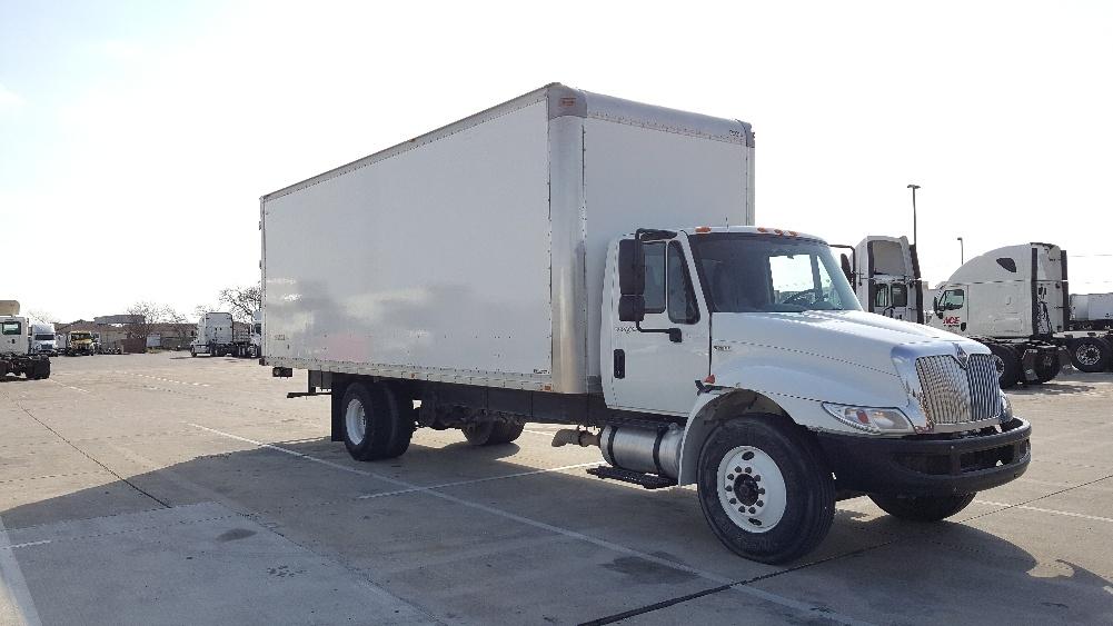 Medium Duty Box Truck-Light and Medium Duty Trucks-International-2011-4300-ARLINGTON-TX-225,448 miles-$21,750