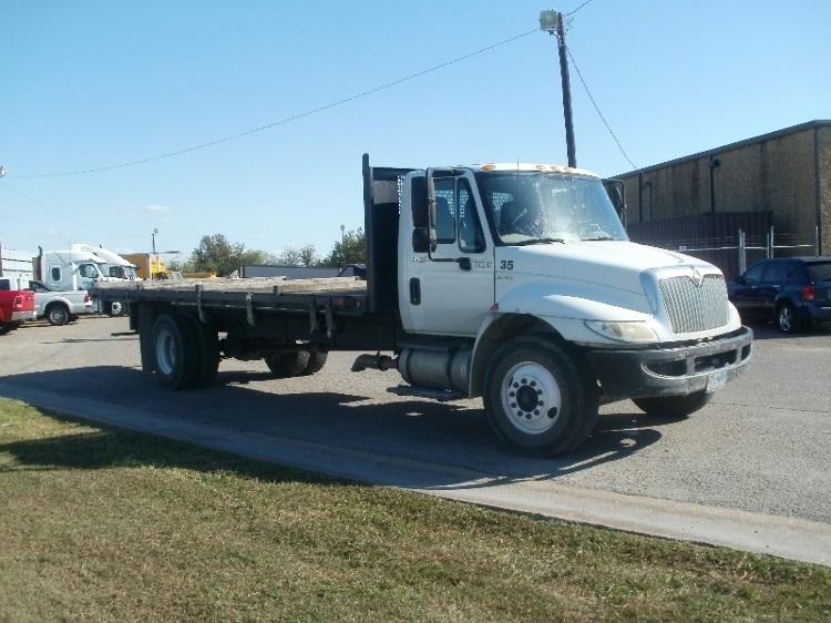 Medium Duty Box Truck-Light and Medium Duty Trucks-International-2011-4300-WACO-TX-228,922 miles-$21,500
