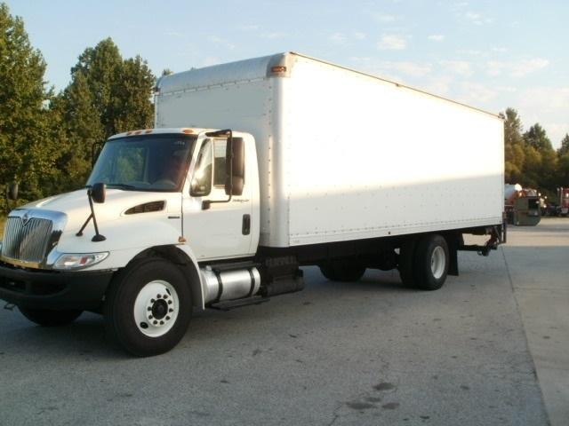 Medium Duty Box Truck-Light and Medium Duty Trucks-International-2011-4300-CONYERS-GA-281,803 miles-$18,500