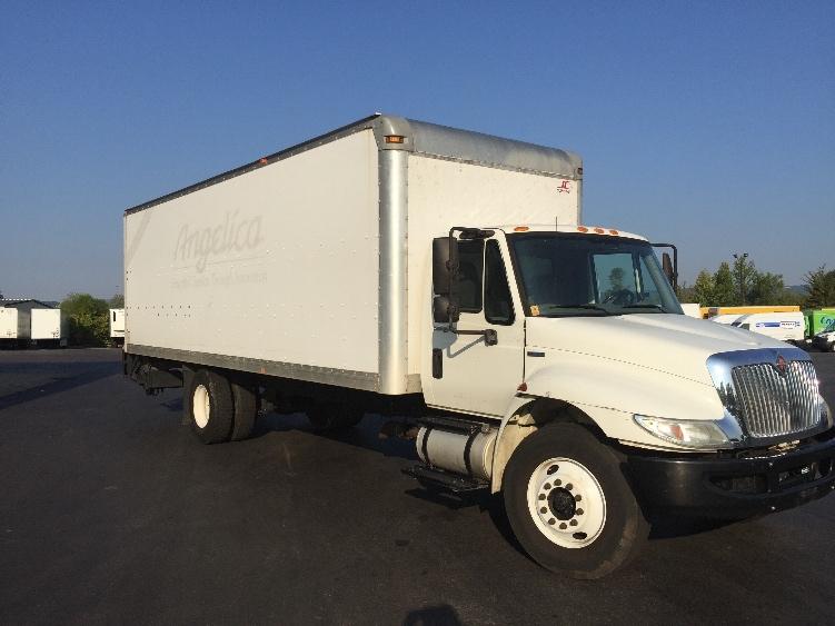 Medium Duty Box Truck-Light and Medium Duty Trucks-International-2011-4300-CHATTANOOGA-TN-312,834 miles-$18,500