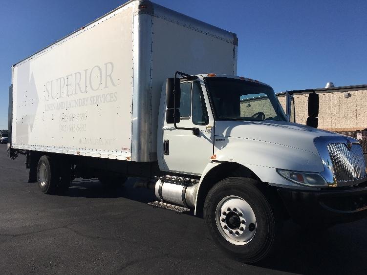 Medium Duty Box Truck-Light and Medium Duty Trucks-International-2011-4300-NORTH LAS VEGAS-NV-213,957 miles-$22,500