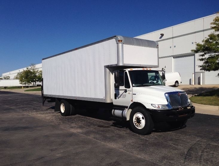 used box trucks for sale in illinois autos weblog. Black Bedroom Furniture Sets. Home Design Ideas