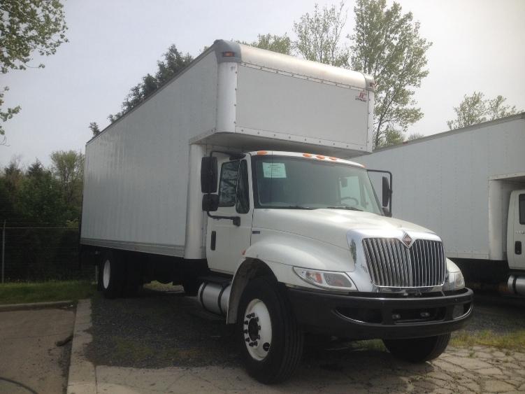 Medium Duty Box Truck-Light and Medium Duty Trucks-International-2011-4300-CHARLOTTE-NC-224,817 miles-$24,750