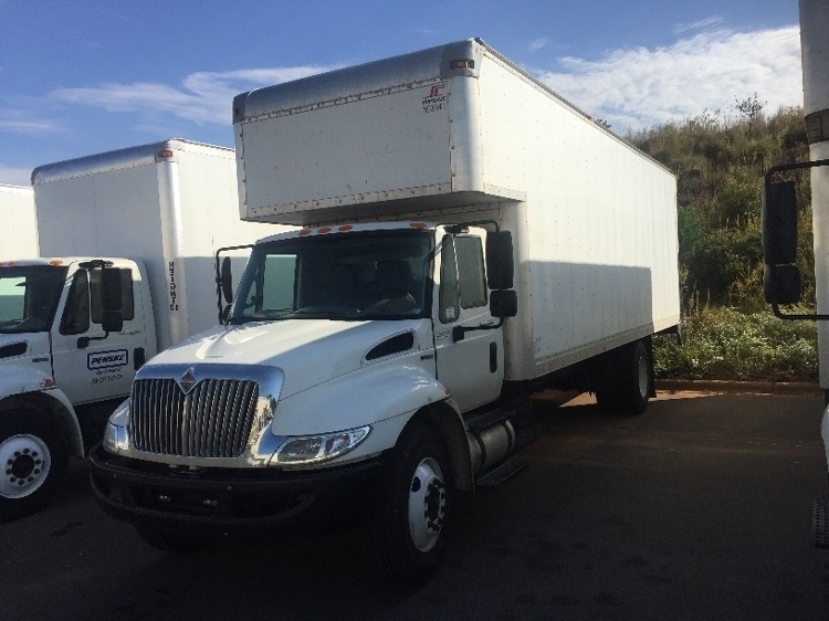 Medium Duty Box Truck-Light and Medium Duty Trucks-International-2011-4300-CHARLOTTE-NC-238,202 miles-$25,000