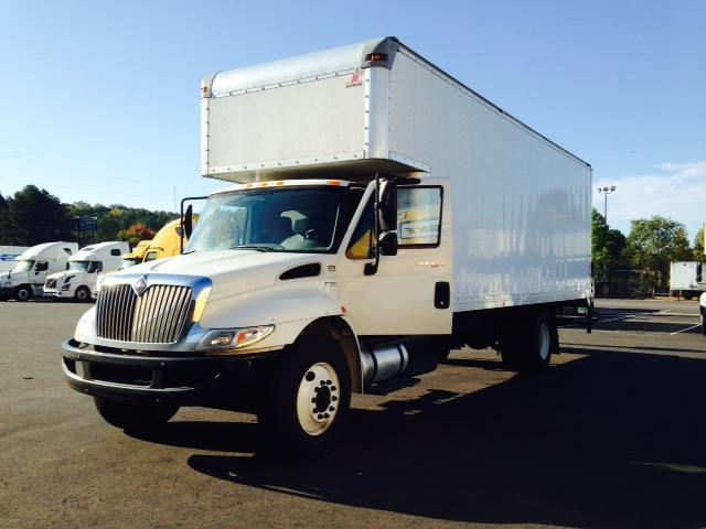 Medium Duty Box Truck-Light and Medium Duty Trucks-International-2011-4300-CONYERS-GA-316,407 miles-$23,750