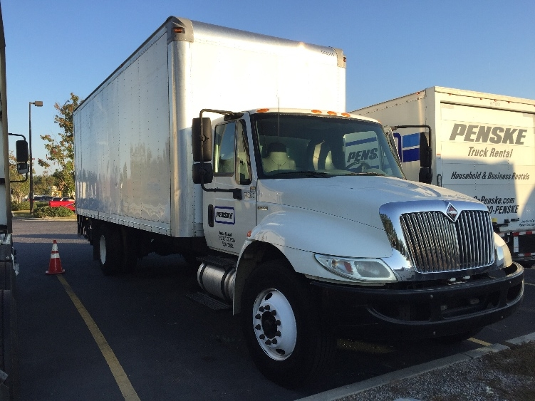 Medium Duty Box Truck-Light and Medium Duty Trucks-International-2011-4300-WEST COLUMBIA-SC-213,621 miles-$25,750