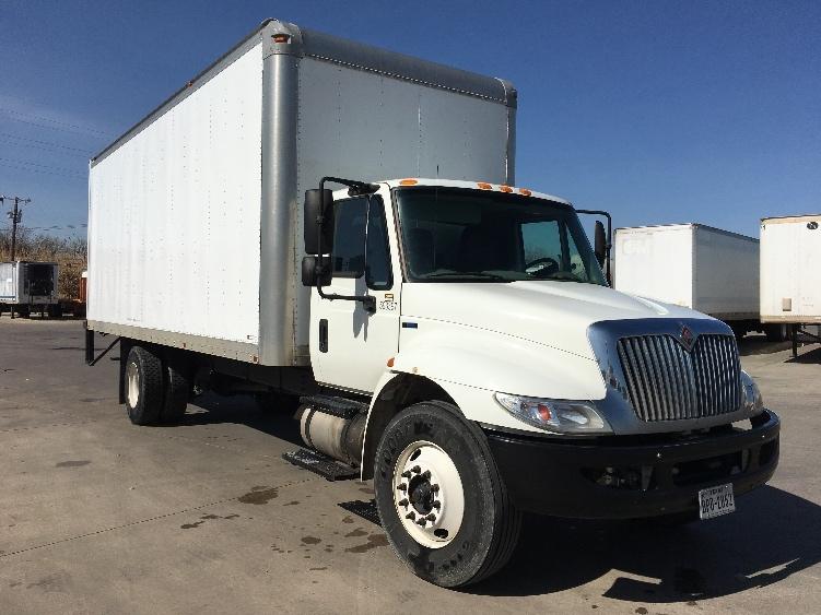 Medium Duty Box Truck-Light and Medium Duty Trucks-International-2011-4300-FORT WORTH-TX-205,525 miles-$19,750