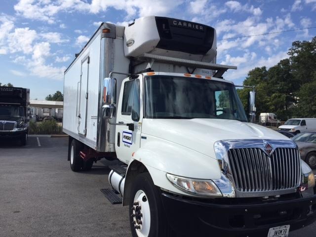 Reefer Truck-Light and Medium Duty Trucks-International-2011-4300-FOREST PARK-GA-108,543 miles-$36,500
