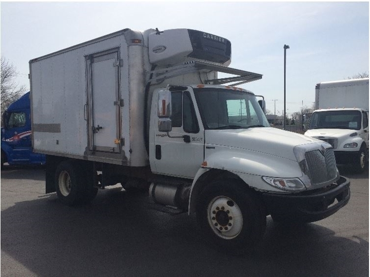 Reefer Truck-Light and Medium Duty Trucks-International-2011-4300-MADISON-WI-136,011 miles-$30,000