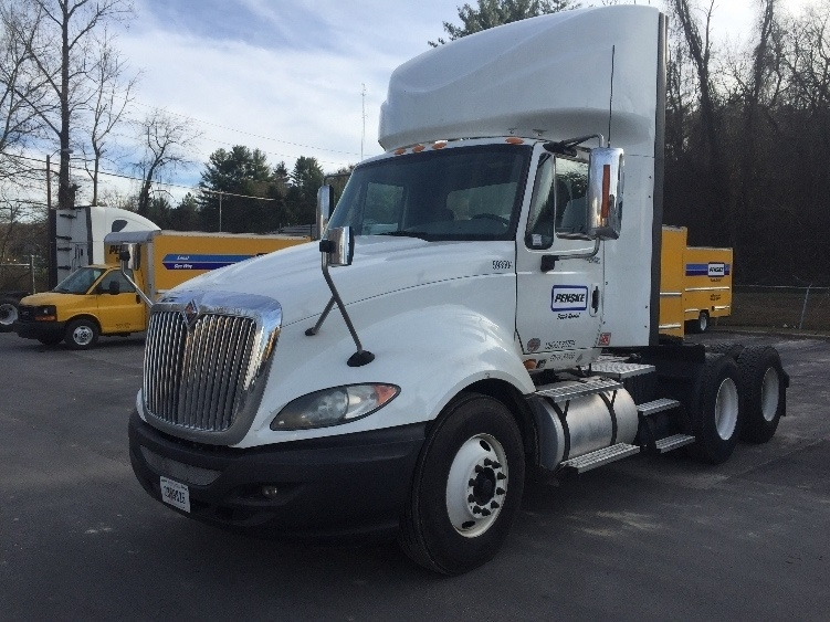 Day Cab Tractor-Heavy Duty Tractors-International-2011-ProStar-ASHEVILLE-NC-414,384 miles-$30,750