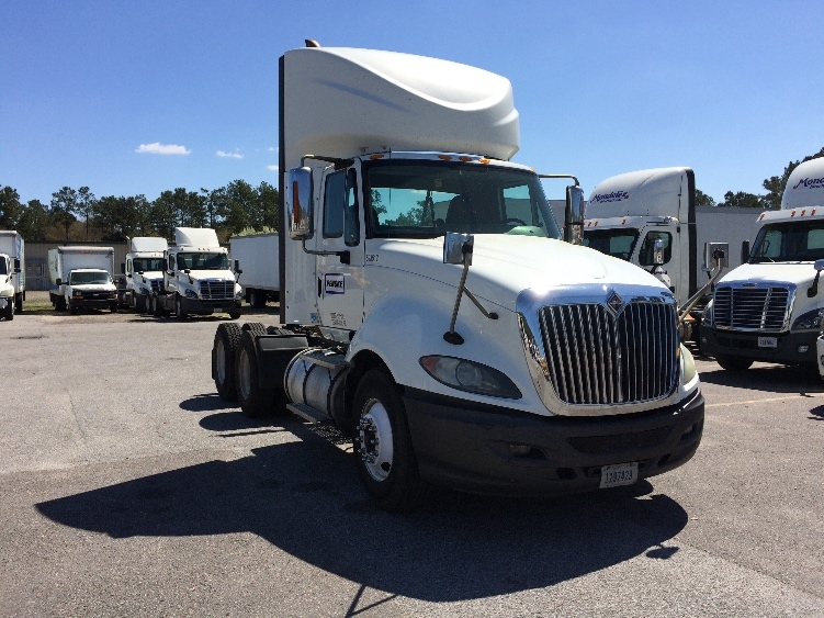 Day Cab Tractor-Heavy Duty Tractors-International-2011-ProStar-RALEIGH-NC-490,908 miles-$29,500