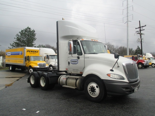Day Cab Tractor-Heavy Duty Tractors-International-2011-ProStar-SPARTANBURG-SC-587,292 miles-$29,000