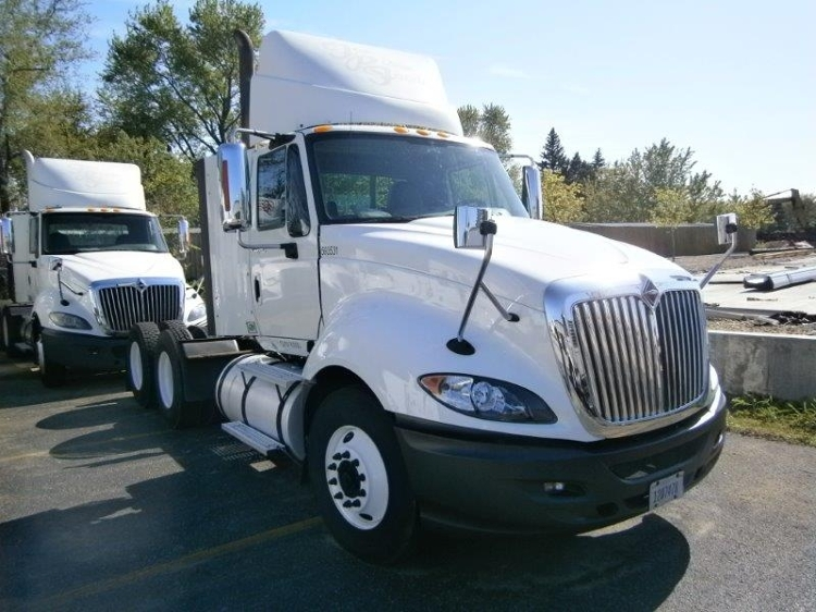 Day Cab Tractor-Heavy Duty Tractors-International-2011-ProStar-MONTGOMERY-IL-285,884 miles-$35,750