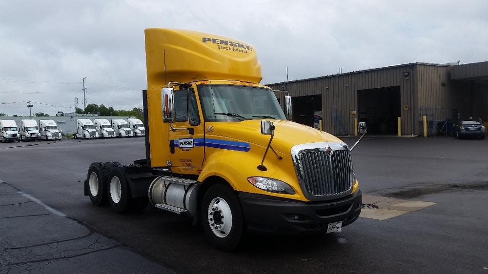 Day Cab Tractor-Heavy Duty Tractors-International-2011-ProStar-ELK GROVE VILLAGE-IL-442,447 miles-$29,000