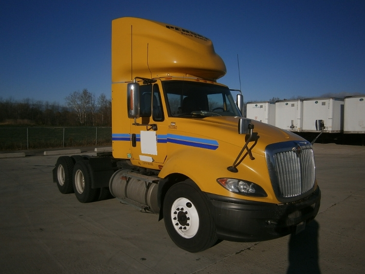 Day Cab Tractor-Heavy Duty Tractors-International-2011-ProStar-EAST LIBERTY-OH-557,772 miles-$21,250