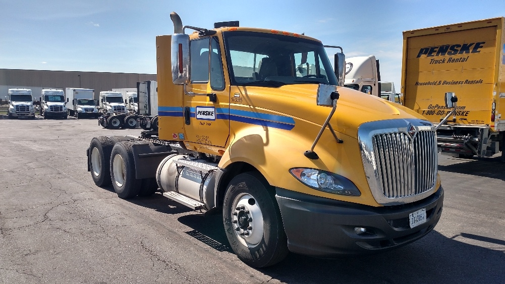 Day Cab Tractor-Heavy Duty Tractors-International-2011-ProStar-LOUISVILLE-KY-455,100 miles-$28,750