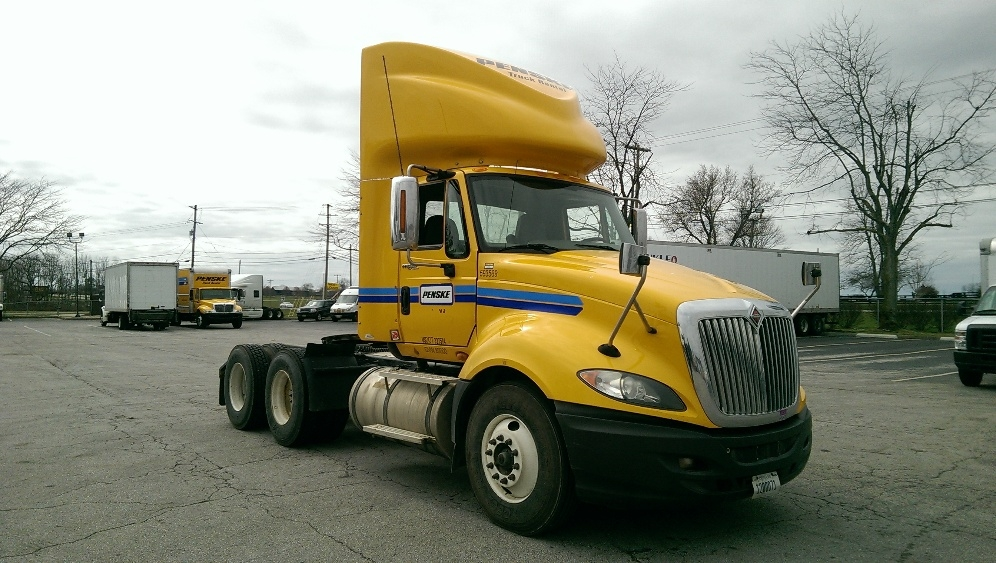 Day Cab Tractor-Heavy Duty Tractors-International-2011-ProStar-LEXINGTON-KY-597,038 miles-$26,750