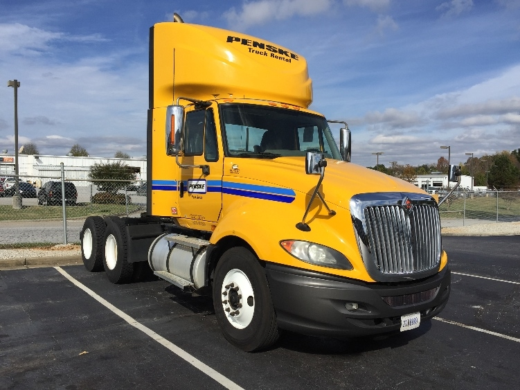 Day Cab Tractor-Heavy Duty Tractors-International-2011-ProStar-FOREST PARK-GA-530,936 miles-$26,000