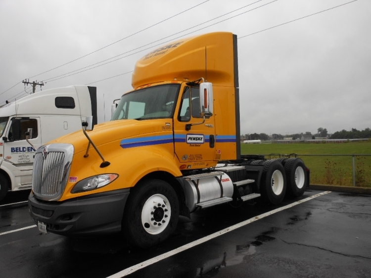 Day Cab Tractor-Heavy Duty Tractors-International-2011-ProStar-RICHMOND-IN-468,954 miles-$27,750