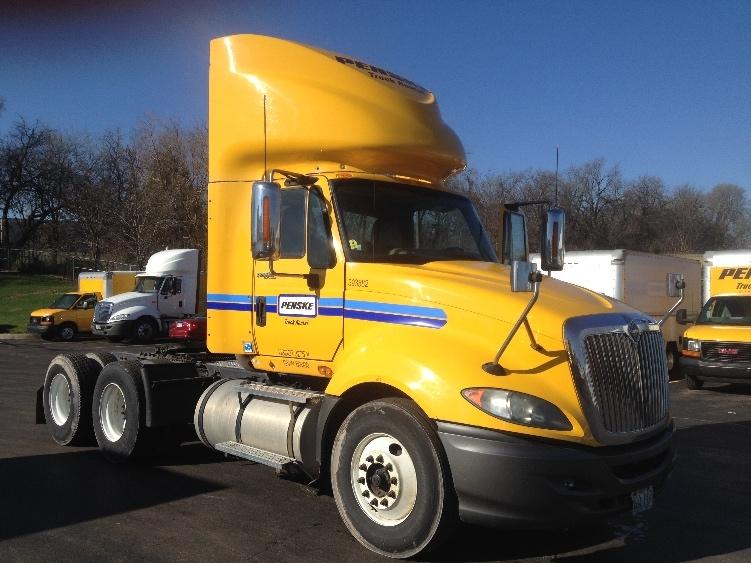 Day Cab Tractor-Heavy Duty Tractors-International-2011-ProStar-KANSAS CITY-MO-319,000 miles-$36,500