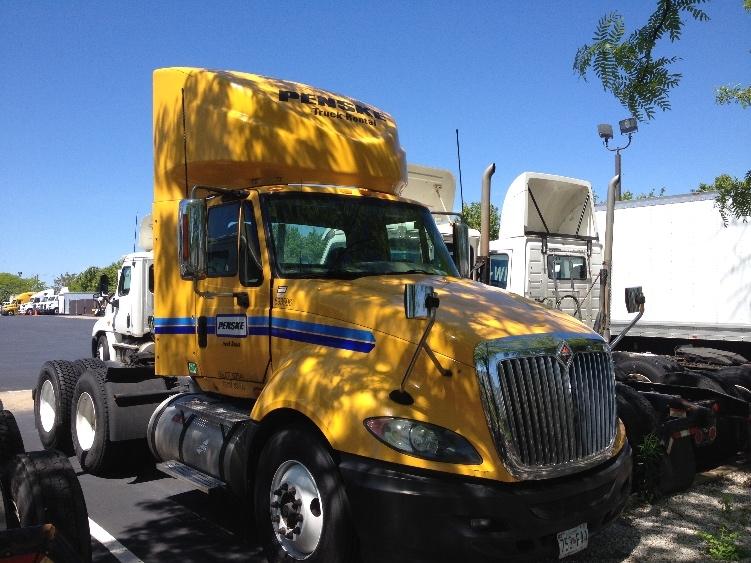 Day Cab Tractor-Heavy Duty Tractors-International-2011-ProStar-YORK-PA-311,160 miles-$10,000