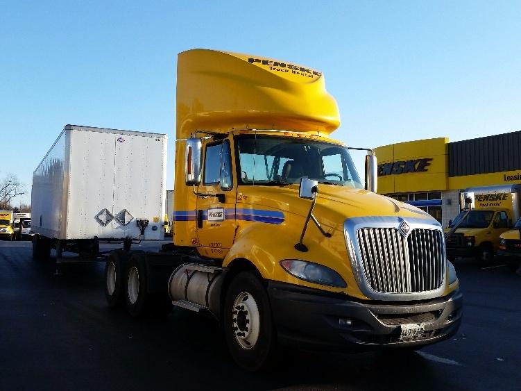 Day Cab Tractor-Heavy Duty Tractors-International-2011-ProStar-FREDERICKSBURG-VA-378,281 miles-$25,750