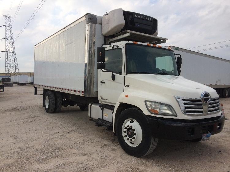 Reefer Truck-Light and Medium Duty Trucks-Hino-2010-338-HOUSTON-TX-174,158 miles-$29,750