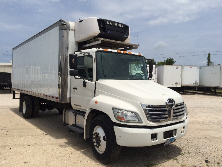 Reefer Truck-Light and Medium Duty Trucks-Hino-2010-338-HOUSTON-TX-222,236 miles-$25,000