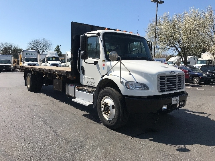 Flatbed Truck-Light and Medium Duty Trucks-Freightliner-2013-M2-CAPITOL HEIGHTS-MD-234,423 miles-$31,000