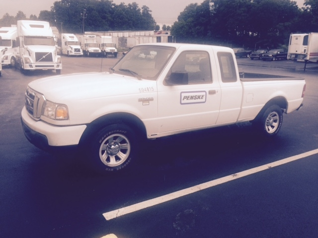 Pickup Truck-Light and Medium Duty Trucks-Ford-2010-RANGER-FOREST PARK-GA-211,963 miles-$9,000