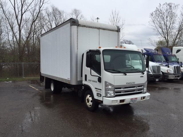 Medium Duty Box Truck-Light and Medium Duty Trucks-Isuzu-2010-NPR-AKRON-OH-149,915 miles-$17,250