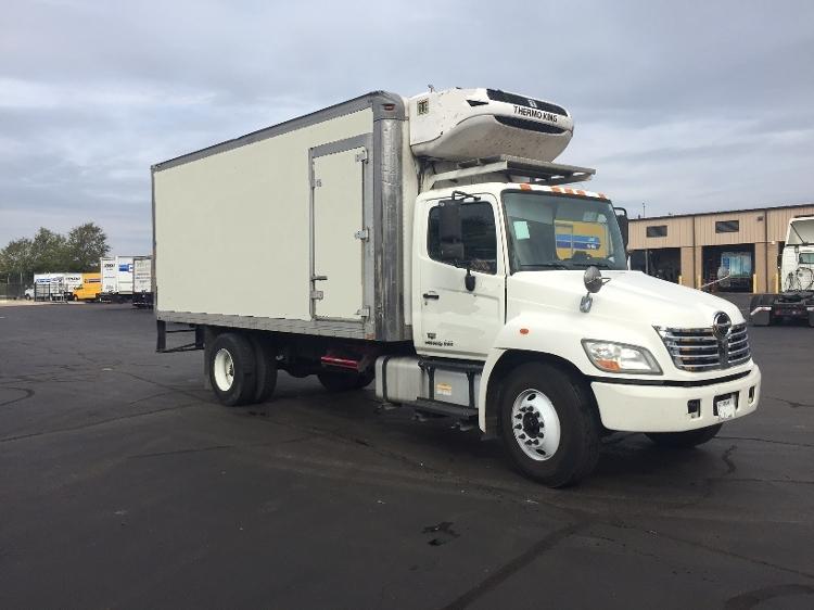 Reefer Truck-Light and Medium Duty Trucks-Hino-2010-268-AUSTIN-TX-271,700 miles-$29,750