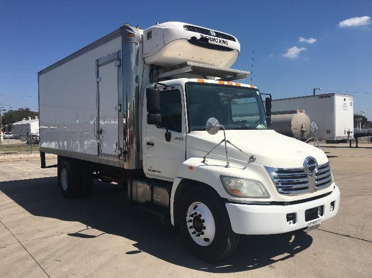 Reefer Truck-Light and Medium Duty Trucks-Hino-2010-268-DALLAS-TX-272,762 miles-$31,750