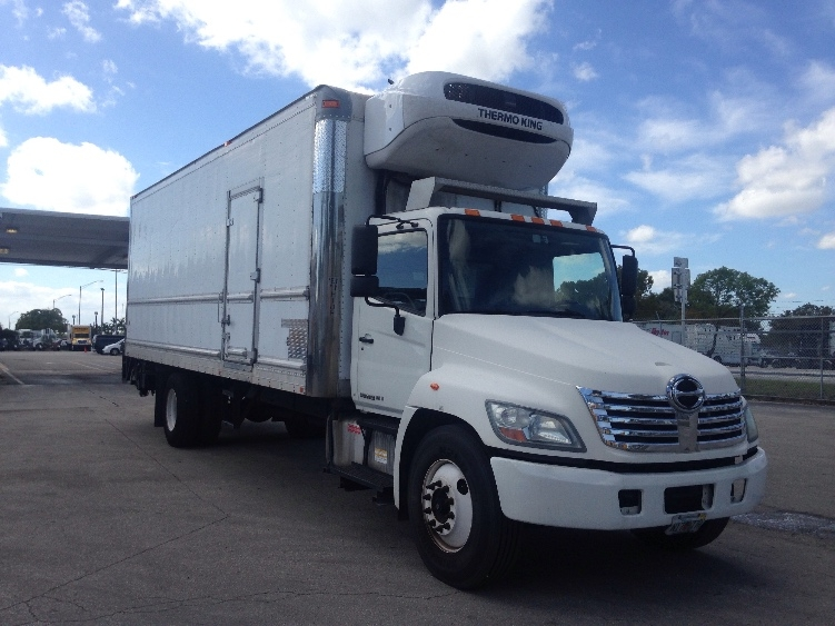 Reefer Truck-Light and Medium Duty Trucks-Hino-2010-338-MIAMI-FL-170,145 miles-$32,000