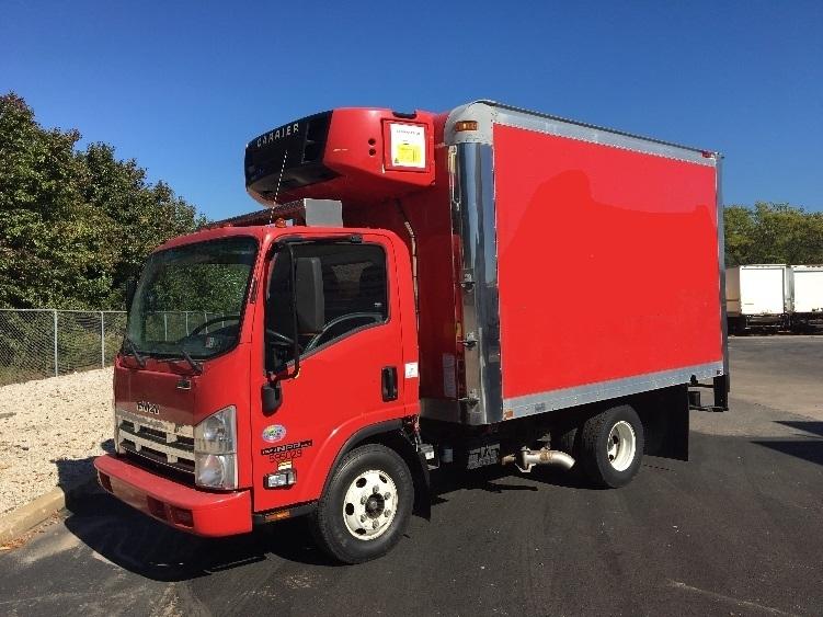 Reefer Truck-Light and Medium Duty Trucks-Isuzu-2010-NPR-HARRISBURG-PA-15,545 miles-$29,500