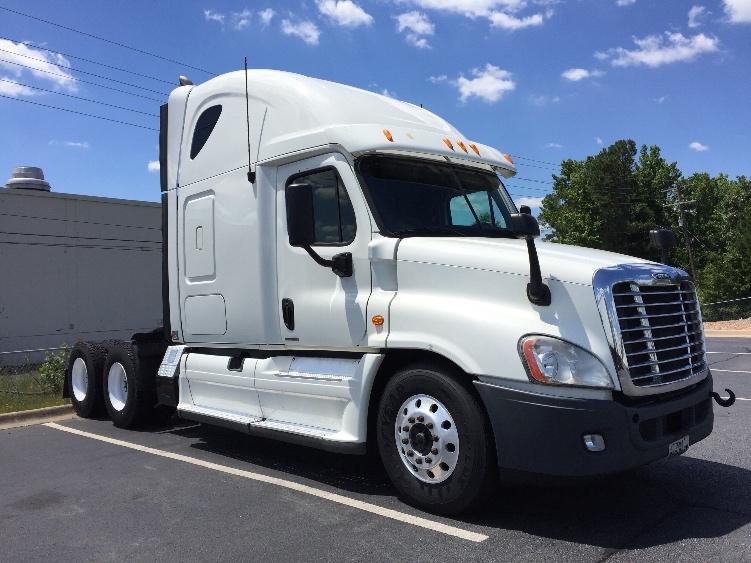 Sleeper Tractor-Heavy Duty Tractors-Freightliner-2011-Cascadia 12564ST-LITTLE ROCK-AR-943,802 miles-$29,750