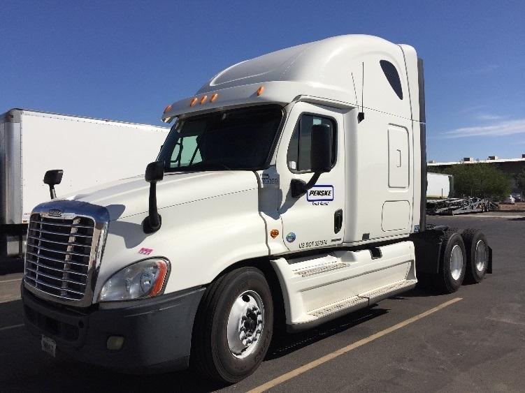 Sleeper Tractor-Heavy Duty Tractors-Freightliner-2011-Cascadia 12564ST-PHOENIX-AZ-495,395 miles-$39,500